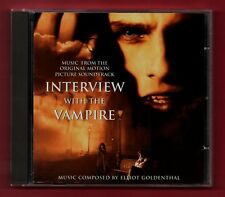 INTERVIEW WITH THE VAMPIRE (OST) (1995 CD) Guns 'N' Roses, Elliot Goldenthal