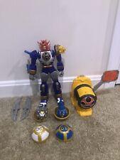 Power Rangers Ninja Storm: Storm Lightning Megazord