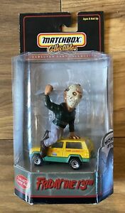 Matchbox Collectibles Character Car Collection Mattel 1999 - Friday The 13th