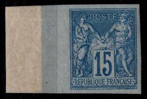 Colonies Générales : SAGE 41 signé en BdF, Neuf  * = Cote 40 € / Lot Timbre