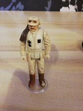 Vintage Star Wars Figure - Rebel Commander Hoth - ( ref L4829)