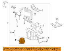 TOYOTA OEM 00-05 Echo-Blower Motor 8710352060