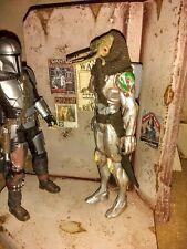 Custom star wars black series 6 inch scale sci fi alien beetle head figure 1:12