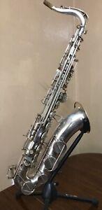"""Amati Super Classic Tenor Saxophone """"Amati Kraslice Classic Super"""" *VIDEO*"""
