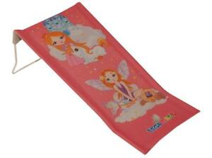 Mat for Bath Time surrounding the seat of safety-Princess