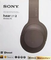 Sony WH-H900N h.ear on 2 Bluetooth Wireless Noise Canceling Stereo Grayish