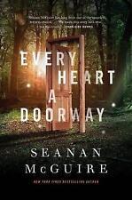 Every Heart a Doorway by Seanan McGuire (Hardback, 2016)