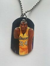 Kobe Bryant Dog Tag Jewelry Necklaces Pendant