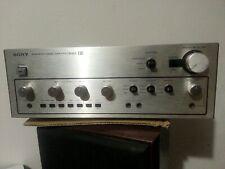 Sony TA-5650 V-FET Integrated Stereo Amplifier Verstarker 2SK60 2SJ18 2SK79