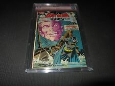 Batman 234 CBCS 7.5 S.S. (like CGC) signed by Neal Adams, 1st S.A. Two Face