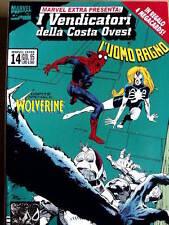 Marvel EXTRA I Vendicatori della Costa Ovest n°14 1995 ed. Marvel Italia [G.199]