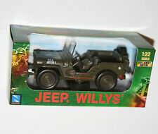 NewRay - WILLYS JEEP - Model Scale 1:32