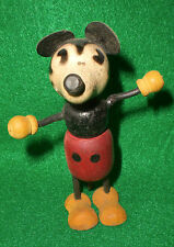 MICKEY or MINNIE MOUSE, 1930's POSABLE FIGURE / TOY, ONE OF THE FIRST! PRE WAR..