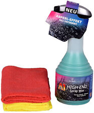 Dr. Wack A1 High End Spray Wax Lack Sprühwachs 500 ml 2680 + 2x Mikrofasertuch