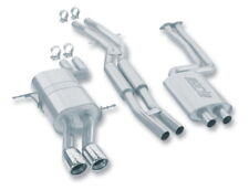 Borla 140084 S-Type Cat Back Exhaust For 99-06 BMW E46 323 325 328 330 2.5 3.0