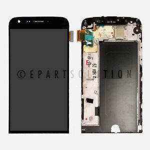 LG G5 VS987 LS992 US992 RS988 LCD Display Touch Screen Digitizer + Frame USA
