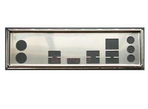 NEW OEM I/O Shield For GIGABYTE Z390 UD Motherboard Backplate