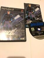 😍 jeu playsation 2 ps2 ps3 pal fr complet notice operation winback version jap