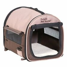 Pet Dog Portable Home Bed Crate Cage Mini Puppy Cat Travel Soft Carrier Case NEW