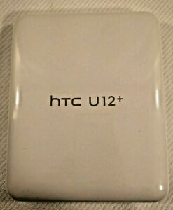"HTC U12+ 128gb Octa-Core 16mp Fingerprint 6.0"" 99HAPC021-00 821793051372"