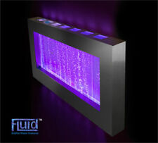 Ambiente 1.0m 3ft 4-inch Landscape Bubble Wall Colour Changing Hanging Water Fea