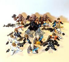 CHOOSE: 2006 Star Wars Galactic Heroes Figurine * Good- Cond * Combine Shipping!