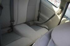 2007 07 CHEVY COBALT COUPE Rear Back Seat Bench Gray Cloth Fabric 569547