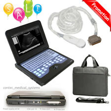 CE proved Full Digital Ultrasound Scanner Laptop Machine,3.5 micro-convex probe