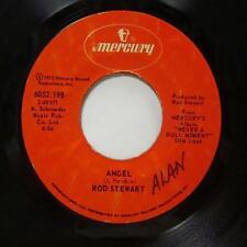 "Rod Stewart(7"" Vinyl)Angel-Mercury-6052 198-US-Ex/VG"