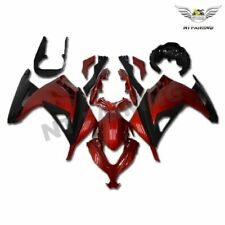 NT Red Black Injection Fairing Fit for Kawasaki 2013-2016 EX300 300 Bodyset s01