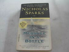 NICHOLAS SPARKS: MESSAGE IN A BOTTLE  (PB)