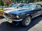 1967 Ford Mustang  1967 Ford Mustang Coupe Blue RWD Automatic