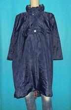 coupe vent K-WAY plus imperméable cape poncho en polyamide bleu taille L