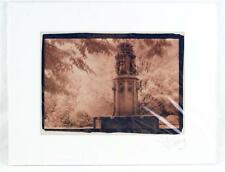 Infrared Photography Architectural Element 11x14