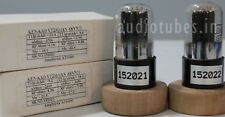 1MP JAN 6SN7GT CKR  Kenrad VT231 Ampliitrex AT1000 tested#152021&22