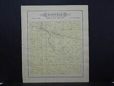 Illinois, Ogle County Map, 1893 #12 Township of Lynnville