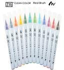 ZIG Kuretake Clean Colour Real Brush Pen: 050 - 053 Yellow range