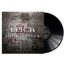 Epica-Epica vs Attack on Titan canciones-NUEVO Vinilo Lp-Pedido Previo 20th de julio de