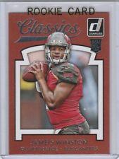 JAMEIS WINSTON Donruss Classics 2015 ROOKIE CARD Tampa Bay Buccaneers NFL RC