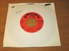 """PROMO 70s ROCK 45 RPM - SIMTEC & WYLIE - MISTER CHAND 8008 - """"MAGGIE MAY"""""""