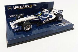 MINICHAMPS 1:43 - Williams BMW FW27 N.Heidfeld 2005 400050008
