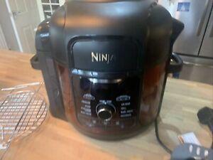Ninja  Foodi Max 9-in-1 Multi Cooker 7.5 Litres used twice