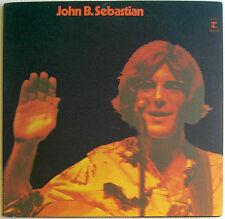 JOHN B SEBASTIAN LP 1970 REPRISE 6379 Gatefold Cover