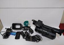 Sony HDR-FX1 3CCD Carl Zeiss Lense HDV 1080i MiniDV Handycam Digital HD Cam Rec