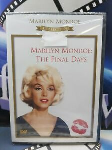 MARILYN MONROE: THE FINAL DAYS*DVD