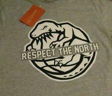 Mitchell & Ness Tshirt Raptors Nostalgia Respect The North Small men Nwt