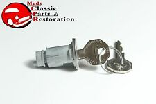 Chevy/GM Ignition Lock & Keys Chevelle, El Camino Nova, Corvette, GTO Octagonal