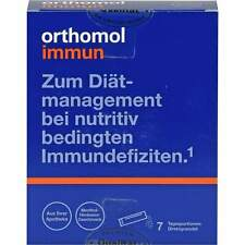 orthomol immun Menthol-Himbeere Direktgranulat, 7 St. Beutel