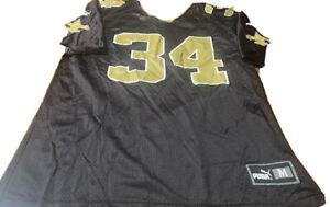 Puma Mens New Orlean Saints #34 R.Williams Football Jersey! Medium