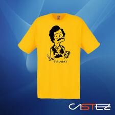Camiseta escobart basado bart pablo escobar narcos narco parodia (ENVIO 24/48h)